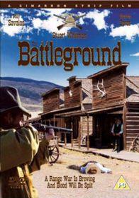 Cimarron Strip: The Battleground - (Import DVD)