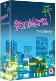 Benidorm Seasons 1-3 (DVD)