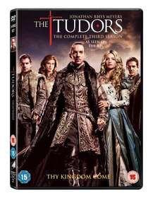 The Tudors - Season 3 (DVD)