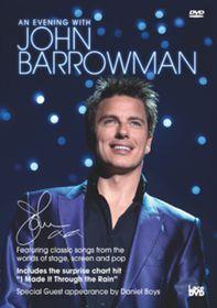 An Evening With John Barrowman - (Import DVD)