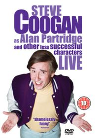 Steve Coogan As Alan Partridge and Others - (Import DVD)