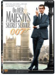 On Her Majesty's Secret Service (DVD)