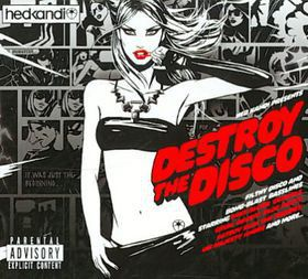 Destroy The Disco - Destroy The Disco (CD)