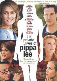 Private Lives of Pippa Lee - (Region 1 Import DVD)