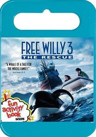 Free Willy 3 - (Region 1 Import DVD)
