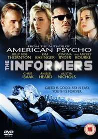 The Informers (DVD)