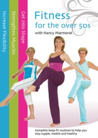 Fitness for the Over 50s: Collection - (Import DVD)