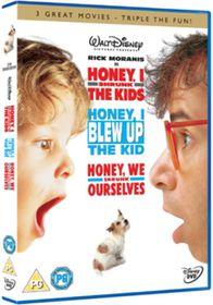 Honey, I ..... - (Import DVD)