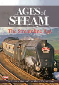 Ages of Steam: The Steamline Age - (Import DVD)