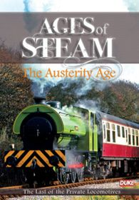 Ages of Steam: The Austerity Age - (Import DVD)