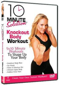 10 Minute Solution - Knockout Body Workout - (Import DVD)