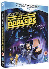 Family Guy,Something, Dark Side (Blu-ray)
