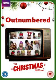 Outnumbered - The Christmas Special - (Import DVD)