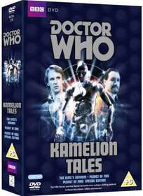Doctor Who - Kamelion Box - (Import DVD)