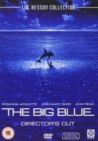 The Big Blue (Import DVD)