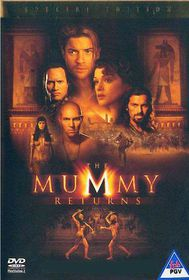 The Mummy Returns (DVD)