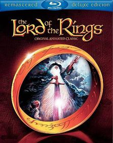 Lord of the Rings (Animated) (De) - (Region A Import Blu-ray Disc)