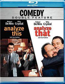 Analyze This/Analyze That - (Region A Import Blu-ray Disc)