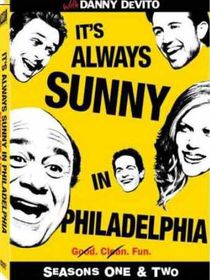 It's Always Sunny in Philadelphia Season 1 & 2 (DVD)