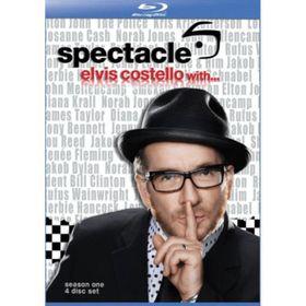 Spectacle - Elvis Costello: Season 1 - (Import Blu-ray Disc)