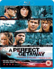 Perfect Getaway - (Import Blu-ray Disc)