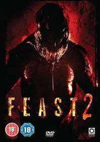 Feast 2 - Sloppy Seconds (DVD)