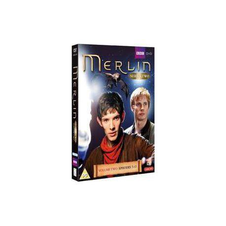 e08ceee35aa Merlin - Series 2 Vol. 2 - (Import DVD)