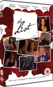 List - (Import DVD)