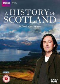 History Of Scotland - (Import DVD)