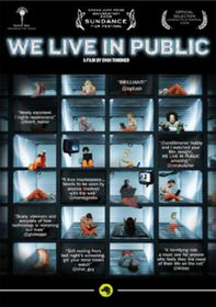 We Live In Public - (Import DVD)