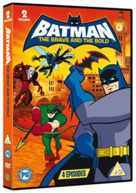 Batman - The Brave and the Bold - (Import DVD)
