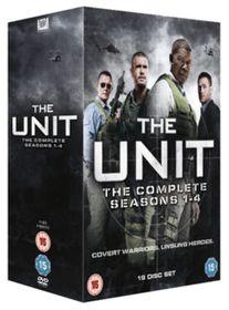 Unit - Seasons 1-4 - (parallel import)