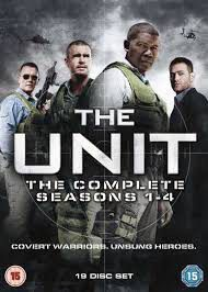 Unit - Seasons 1-4 - (parallel import)