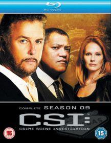 CSI - Crime Scene Investigation: Vegas - Season 9 - (Import Blu-ray Disc)