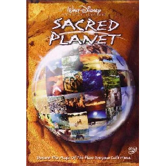 Sacred Planet - (DVD)