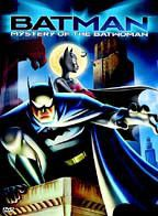 Batman Mystery Of Batwoman (DVD)