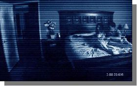 Paranormal Activity (2007)(DVD)