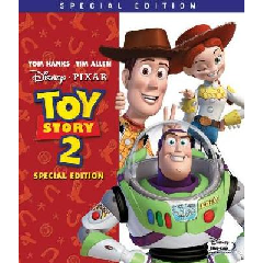 Toy Story 2 (Special Edition)(Blu-ray)