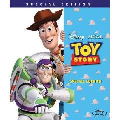 Toy Story 1 (Special Edition)(Blu-ray)