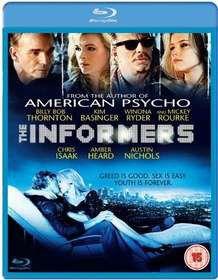 The Informers (Blu-ray)