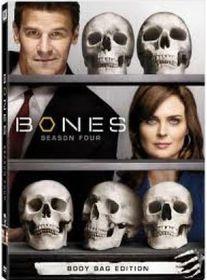 Bones Season 4 (DVD)