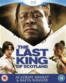 Last King Of Scotland (Blu-ray)