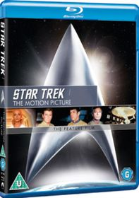 Star Trek 1: The Motion Picture - (Import Blu-ray Disc)