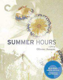 Summer Hours - (Region A Import Blu-ray Disc)