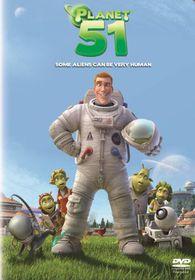 Planet 51 (2009) (DVD)