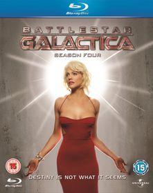 Battlestar Galactica - Series 4.0 - (Import Blu-ray Disc)