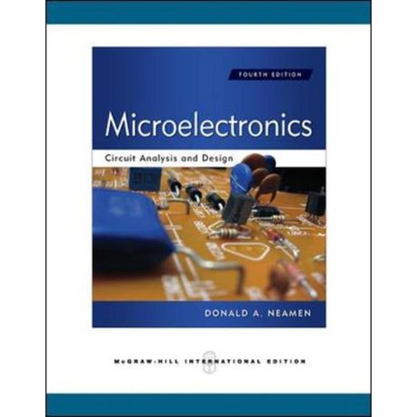 microelectronics circuit analysis and design buy online in south
