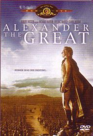 Alexander The Great (1956) - (DVD)