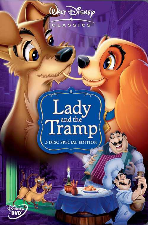 Disney Lady And The Tramp dvd  Buy Online in South Africa