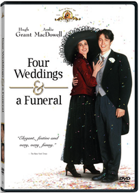 Four Weddings and a Funeral (DVD)